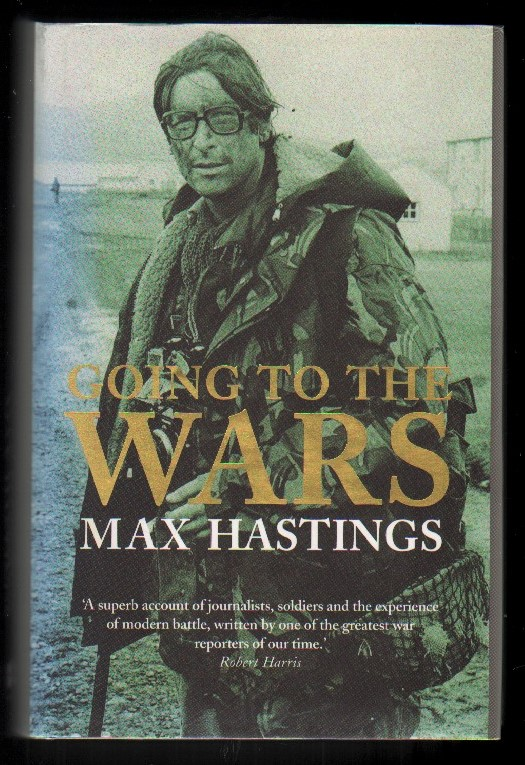 Image for Going to the Wars. (signed).