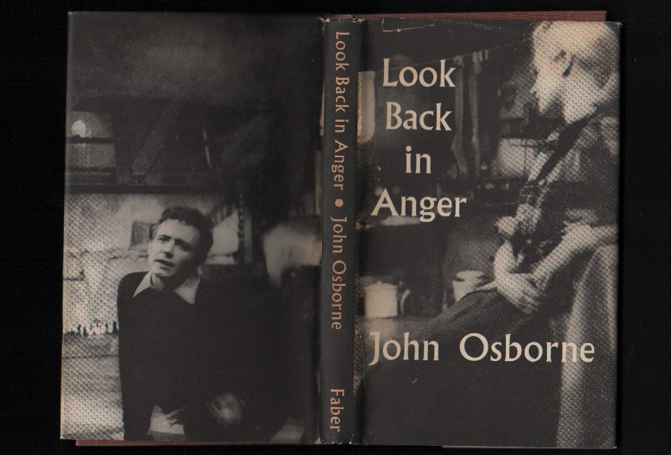 Image for Look Back in Anger.  A Play in Three Acts.