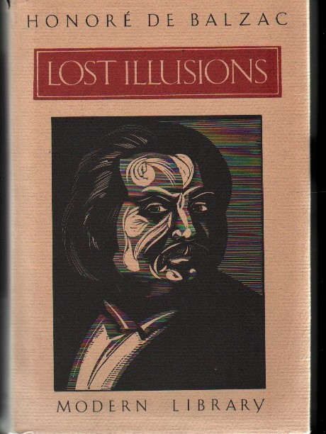 Image for Lost Illusions. (Translated by Kathleen Raine).