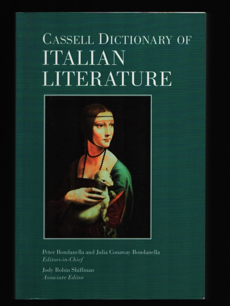 Image for Cassell Dictionary of Italian Literature.