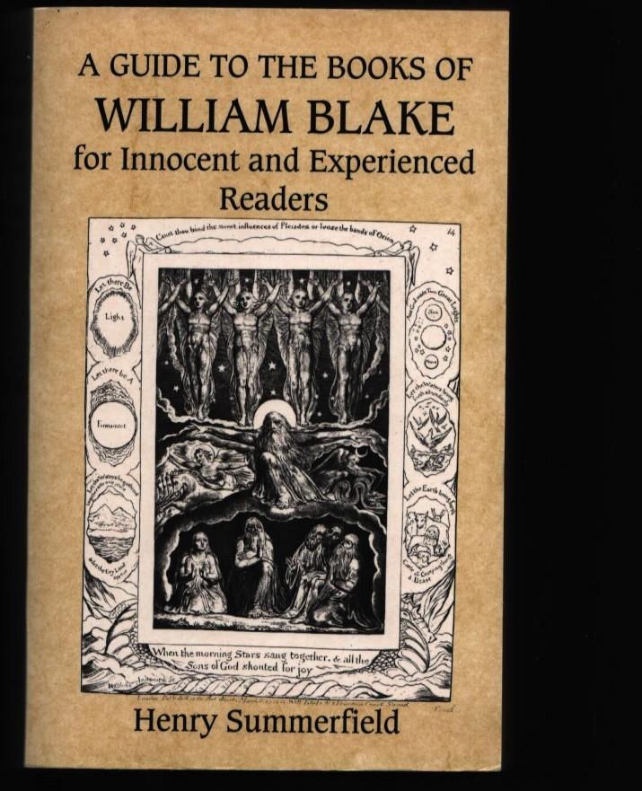 Image for A Guide to the Books of William Blake for Innocent and Experienced Readers.