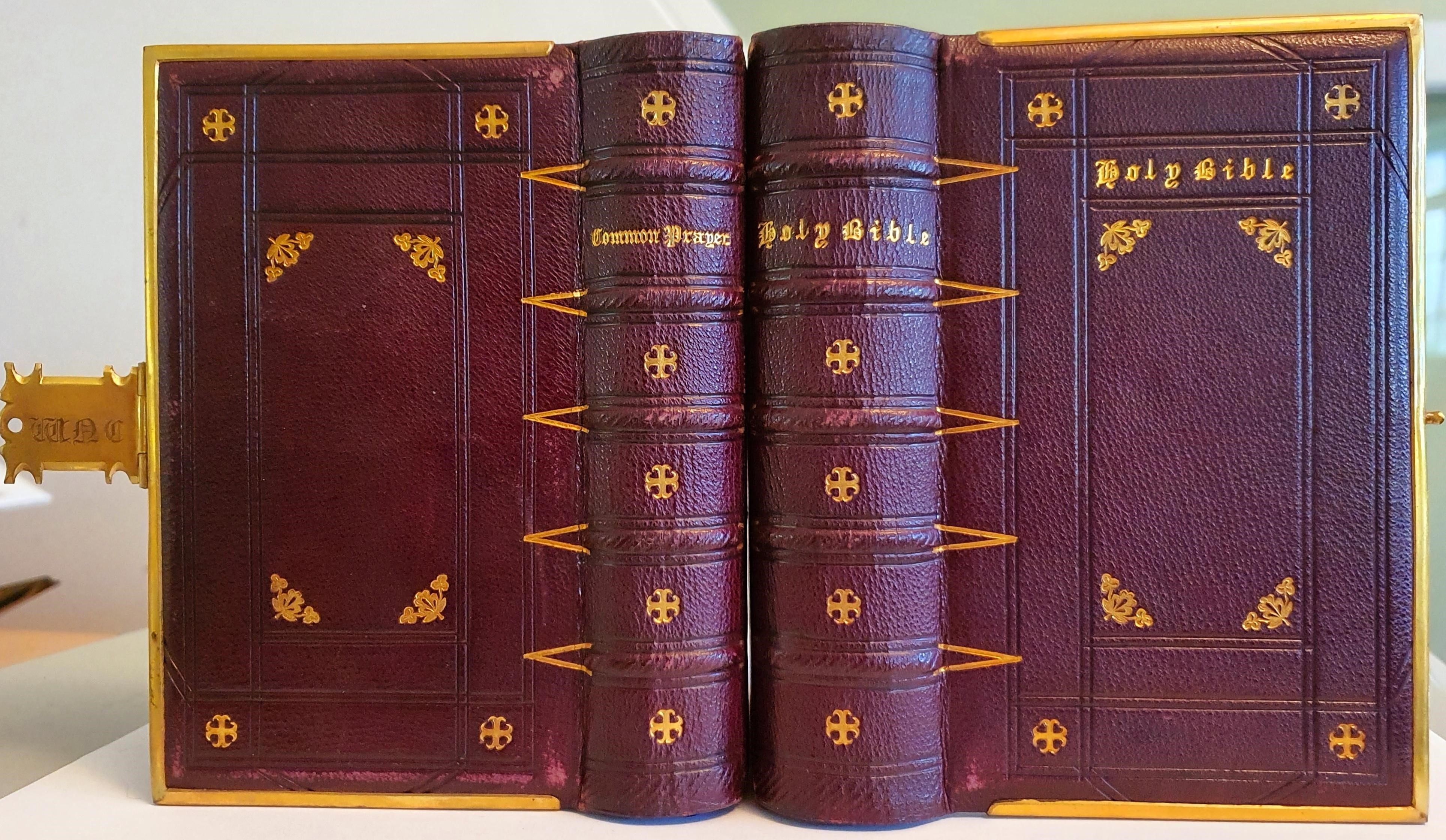 Image for The Holy Bible, Containing The Old And New testaments... / The Book Of Common Prayer, And Administration Of The Sacraments....