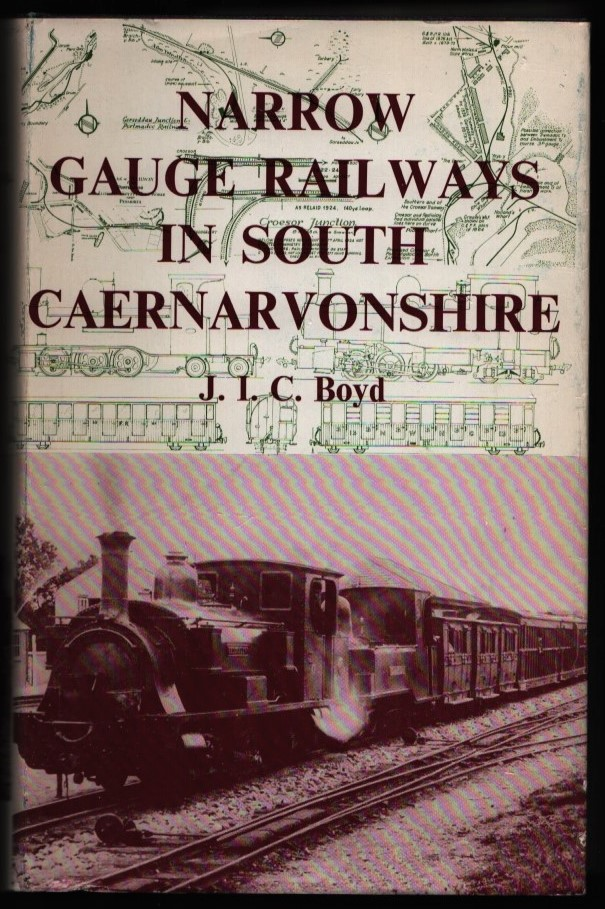 Image for Narrow Gauge Railways in South Caernarvonshire.