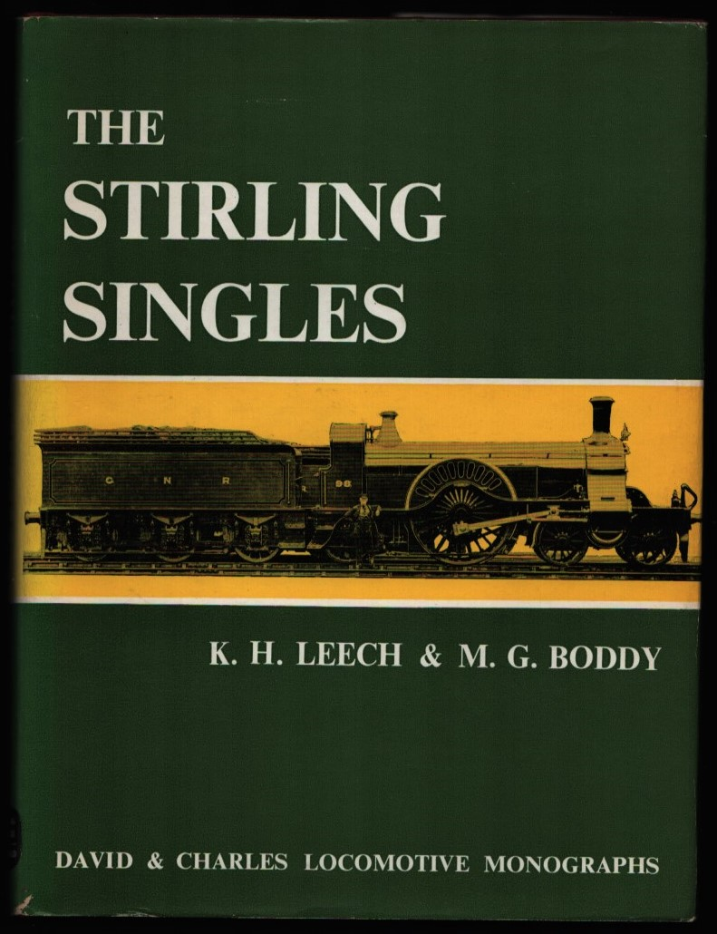Image for The Stirling Singles of the Great Northern Railway.