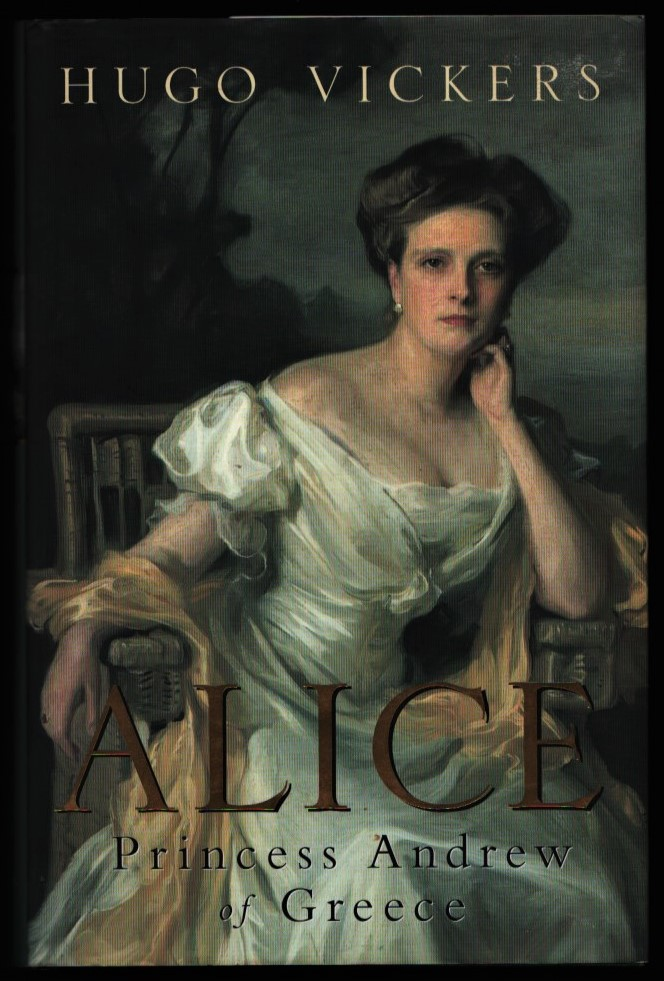 Image for Alice. Princess Andrew of Greece.
