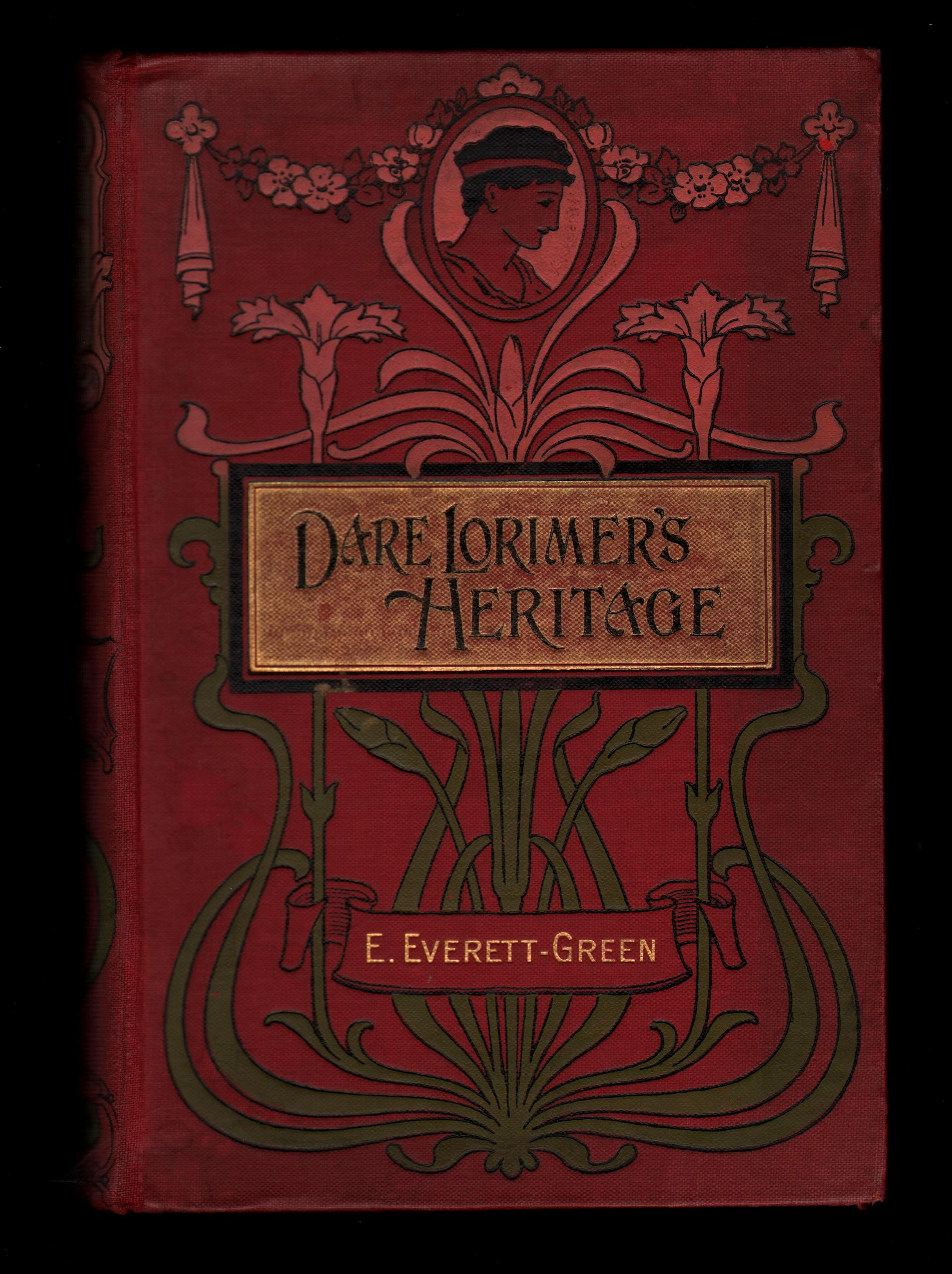 Image for Dare Lorimer's Heritage.