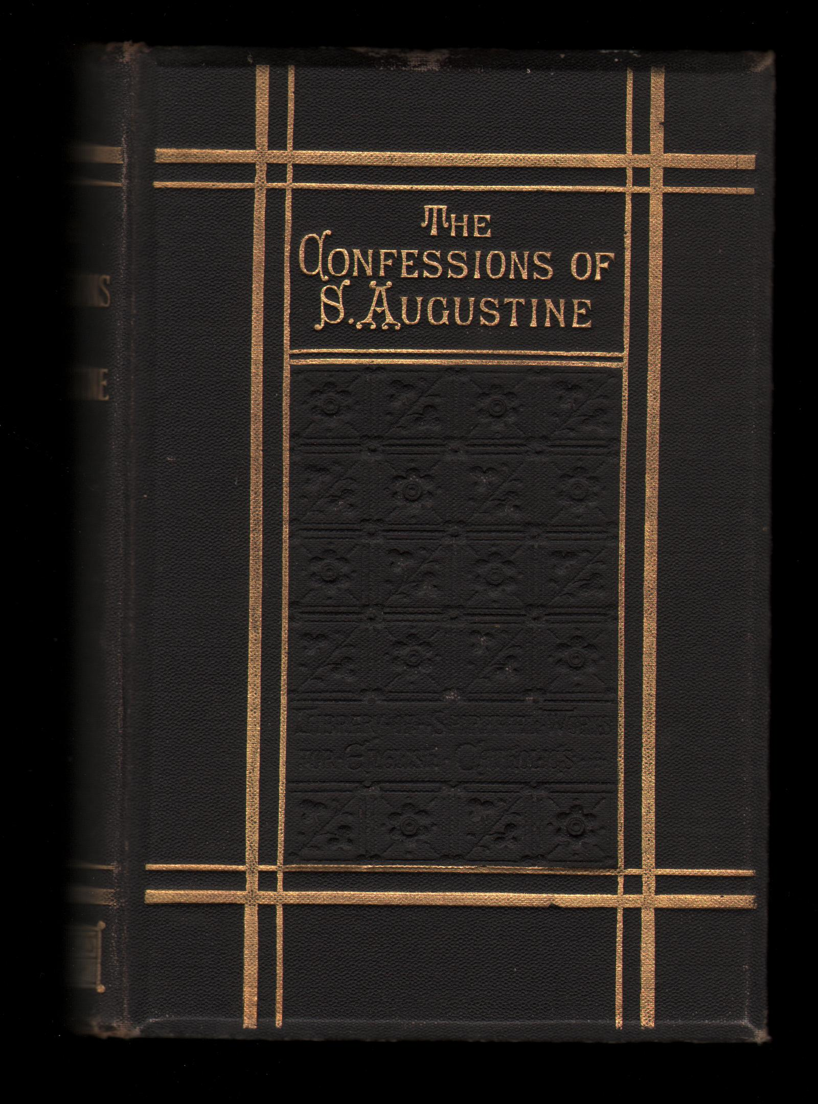 Image for The Confessions of S. Augustine.