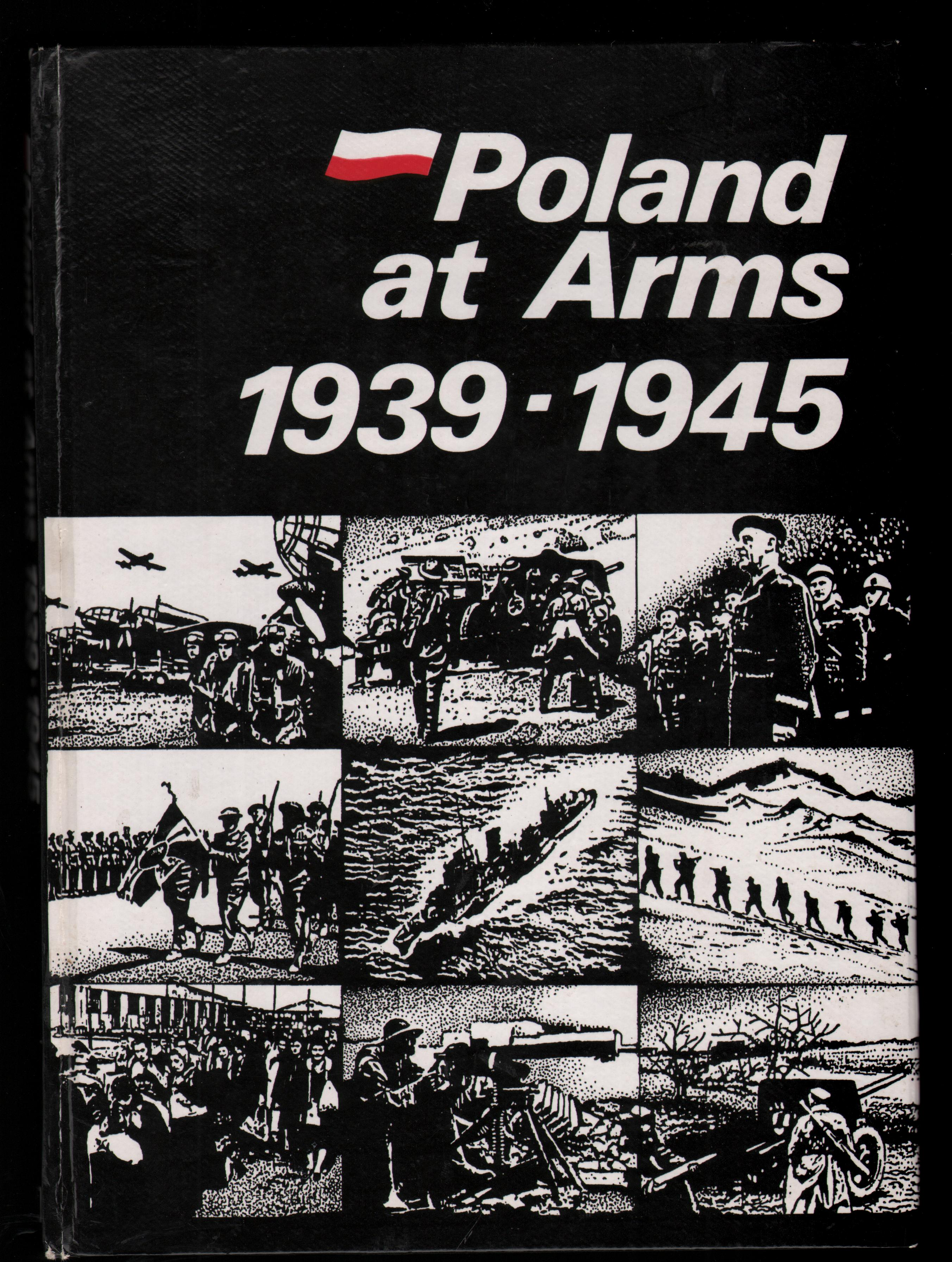 Image for Poland at Arms 1939-1945.
