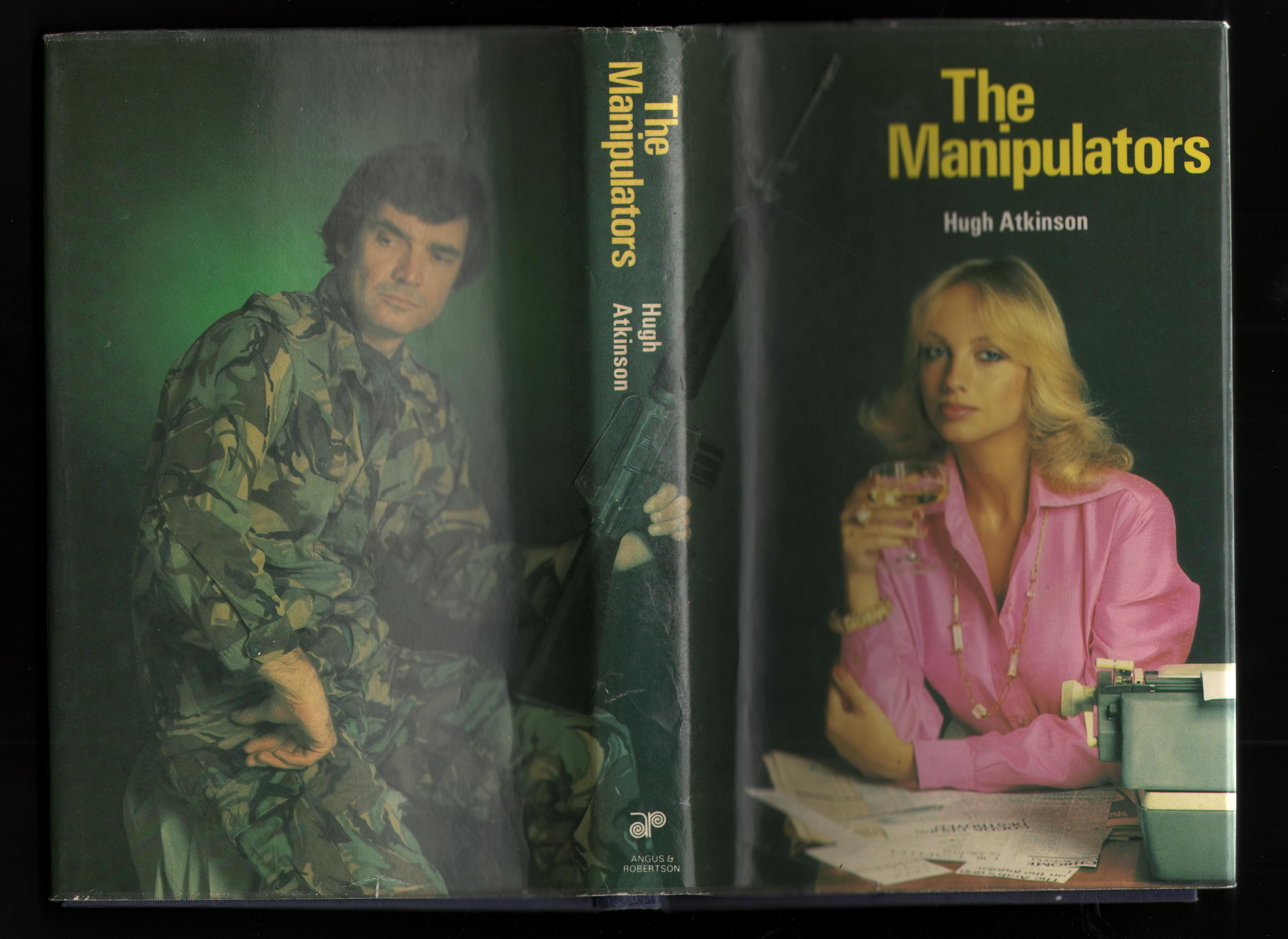 Image for The Manipulators.