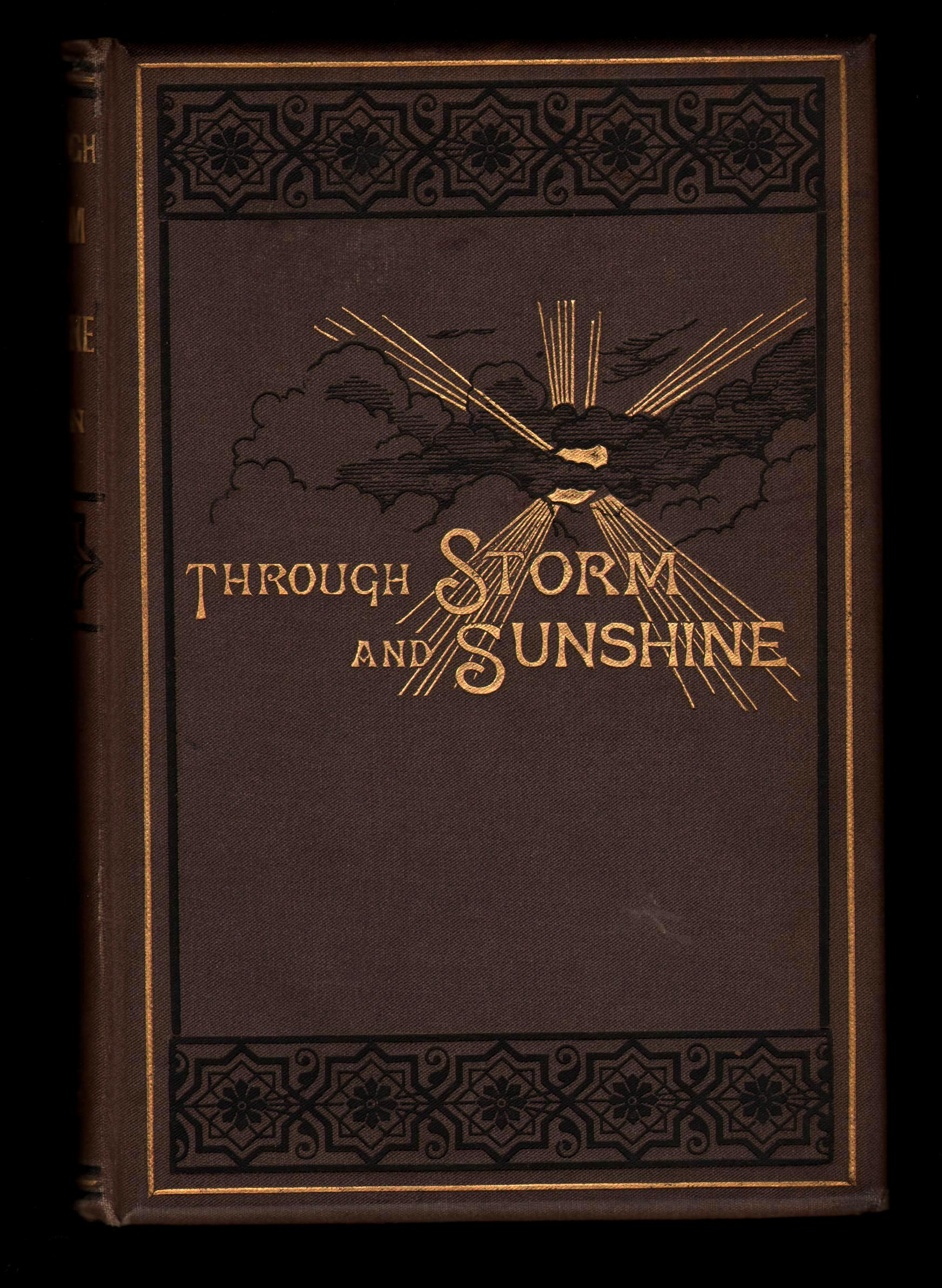 Image for Through Storm and Sunshine.